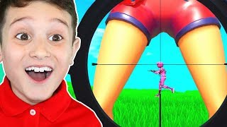 KID REACTS TO LUCKIEST FORTNITE MOMENTS!!! (TRY NOT TO BE IMPRESSED CHALLENGE)