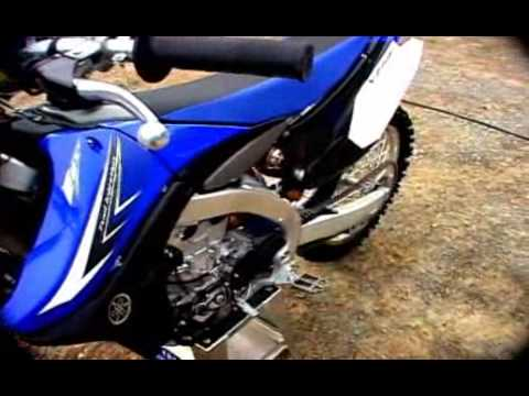 2010 Yamaha YZ450F Intro - Budds Creek Video