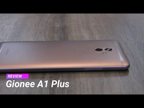 Gionee A1 Plus Review in Hindi - DUAL कैमरा के साथ