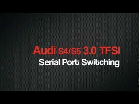 Revo Technik - Serial Port Switching (SPS) - Audi (B8) S4/S5 3.0 TFSi