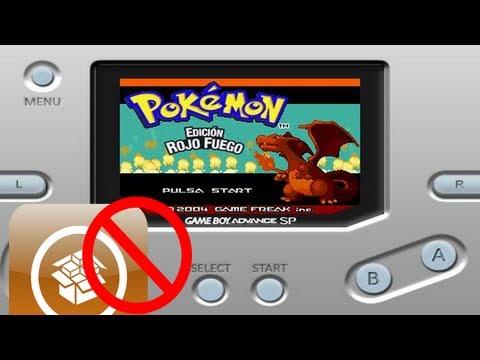 Instala en tu dispositivo iOS sin jailbreak un emulador de GBA. Nintendo DS...