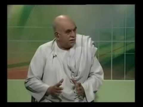 Mehmood Khan Achakzai in Khyber TV Programme News Room Islambad. Part 1/5