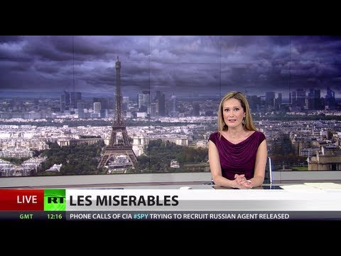 Falsterity: France slips into new recession amid higher taxes