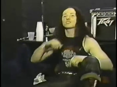 Venom Interview With Cronos And Abaddon (1985)