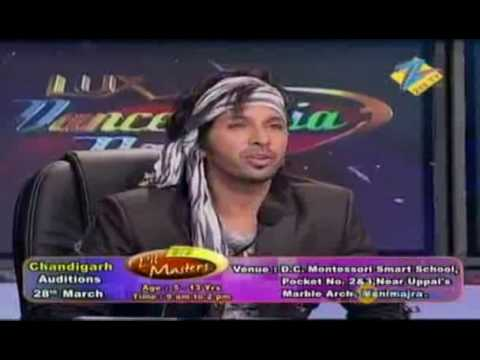 Lux Dance India Dance Season 2 March 26 '10 - Dharmesh video