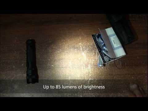 Smith & Wesson M&P Series 2 Flashlight Combo Review