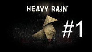 Прохождение Игры Heavy Rain - Прощай Прошлое #1