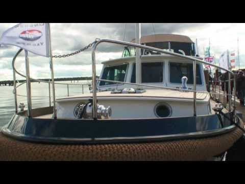 Linssen Classic Sturdy 42 from Motor Boat & Yachting