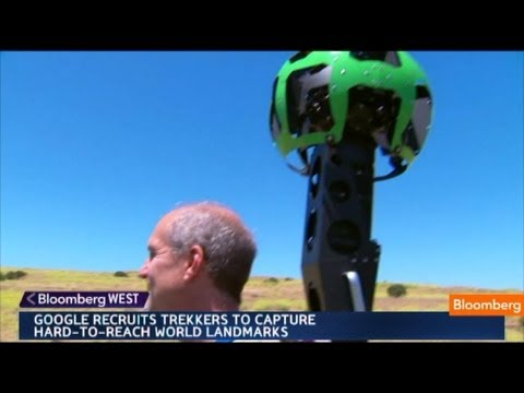 Google Maps: Trekkers to Photograph Far-Flung Landmarks