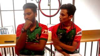 BANGLADESHI CRICKET FAN   BANGLA FUNNY VIDEO   PRANTO BHAIYA   YouTube