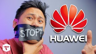 Why THE WAY YOU TALK About the HUAWEI BAN Spreads FALSE Information - The Huawei Ban Explained: Pt 1