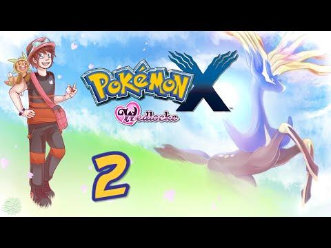 Let's Play Pokémon X [wedlocke   German] - #2 - Ab Durchs Grün video