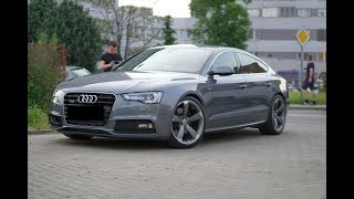 Audi A5 Sportback 2.0TFSI CDNC Quattro S-Tronic @ Stage 3 | Cracow