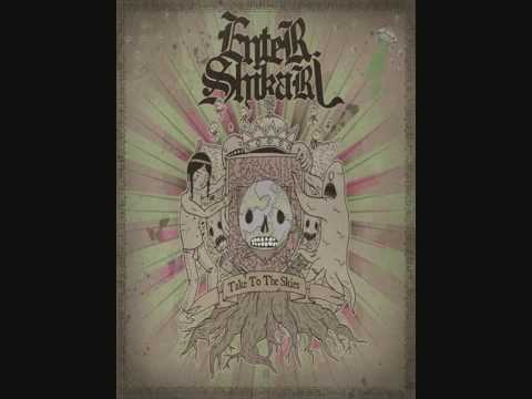 Enter Shikari - Sorry You&#039;re Not A Winner HD