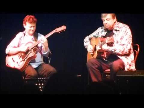 Sylvain Luc et Philip Catherine - 16ème Fête de la Guitare, le 17 mars 2012
