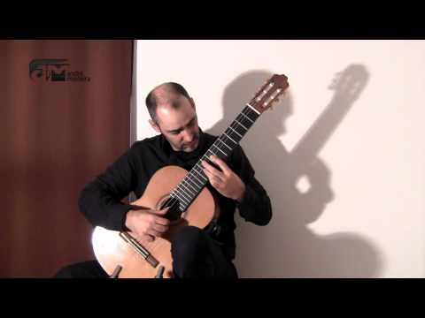 Big Guitar VII - Tedesco, Sonata (2nd), Andantino, quasi canzone - André Madeira
