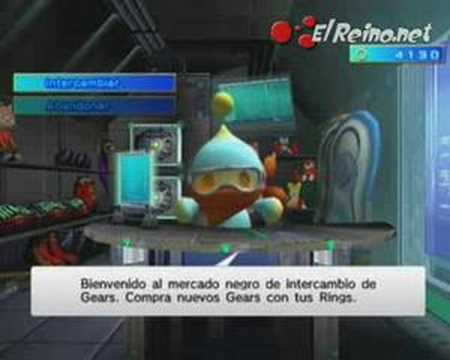 Video análisis/review Sonic Riders Zero Gravity
