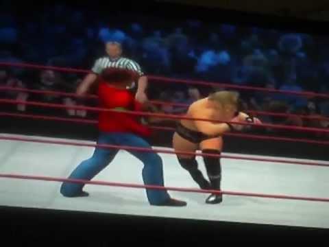 Freddy Kruger in WWE