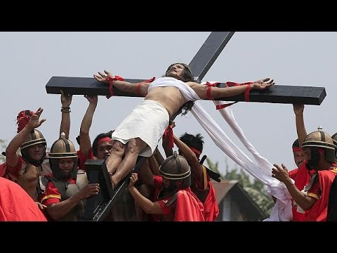 Crucifixion in the Philippines