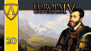 Let's Play Europa Universalis IV | Spain 20
