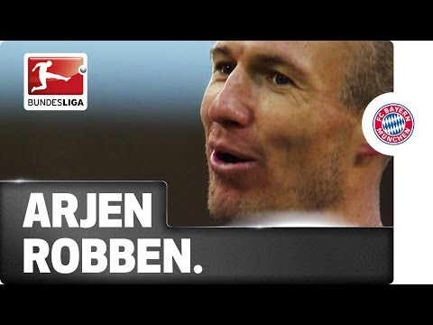 Arjen Robben - Player of the Week - Matchday 22