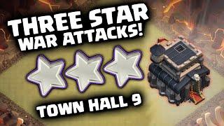 download lagu Clash Of Clans - Best Town Hall 9 War gratis