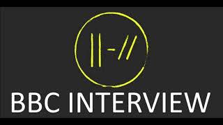Josh Dun interview with BBC Radio 1 - 12 July 2018