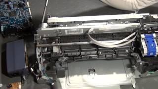 How to Salvage Usefull Parts from Printers and Scanners