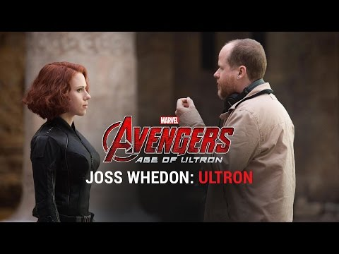 Joss Whedon on Ultron for Marvel's Avengers: Age of Ultron