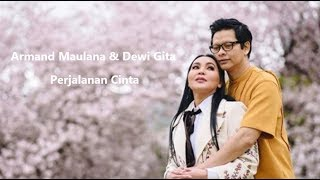 Armand Maulana & Dewi Gita - Perjalanan Cinta (Terima Kasih Sayang) Lirik