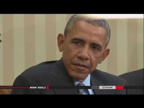 ● Obama, Joko Widodo agree on maritime cooperation