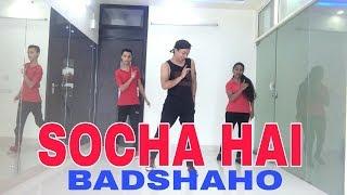 download lagu Socha Hai - Badshaho / Keh Doon Tumhe /choreographed gratis