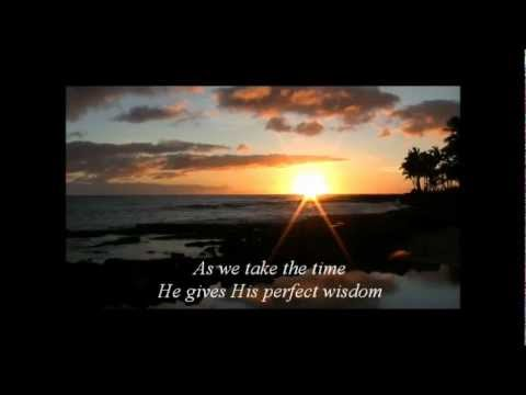 in His Presence By Sandi Patty video