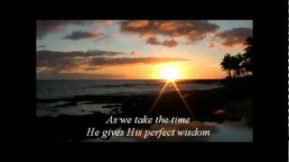 IN HIS PRESENCE by Sandi Patty