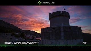 Gareth Emery & Christina Novelli - Dynamite (Matt Chowski Remix)