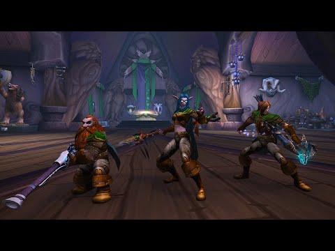 Legion Artifact Introduction