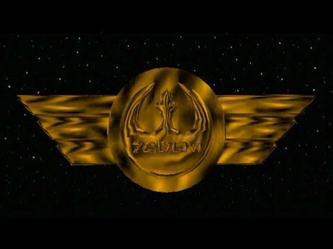 Star Wars Rogue Squadron finale VICTORY CELEBRATION