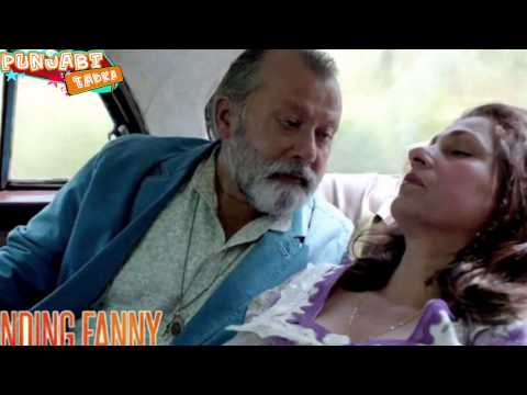 Dimple Kapadia's Fake Big Butt In finding Fanny video