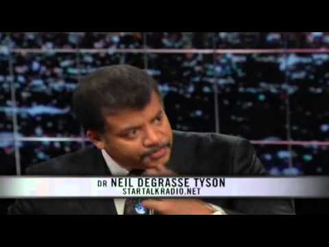 Neil Degrasse Tyson on Bill Maher