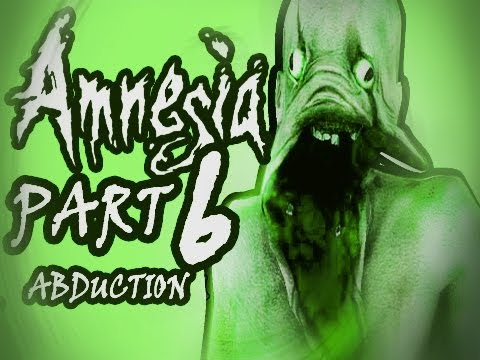 Amnesia: Abduction [Custom Story] Part 6 - I NEED STEPHANO ;_;