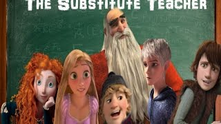 ROBTFD- North is a Substitute Teacher