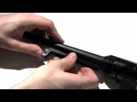 German Replica MP40 / MP-40 Model Gun Kit Assembly Part II