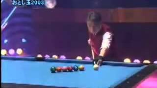 Best snooker trick shot