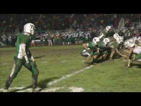 Eagles Vs Rams >> Westlake Demons vs Madison Rams Varsity Football - YouTube