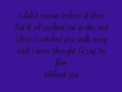 Without You - Hinder