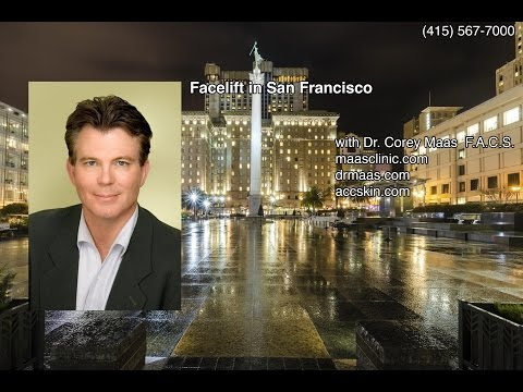 Facelift San Francisco | Mini Face Lift San Francisco CA