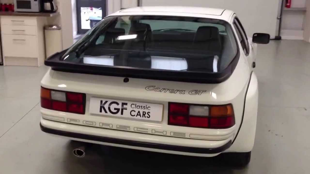 A Rare Series One Porsche 924 Turbo Carrera Gt Recreation