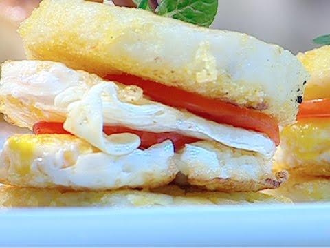 ساندوتش البطاطس على طريقة الشيف #محمود_عطيه من برنامج #سهل_وبسيط #فوود