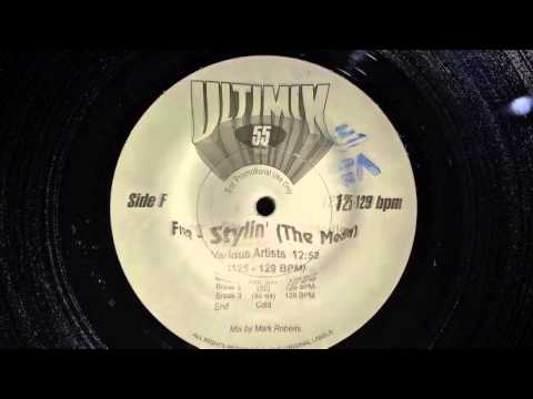 ULTIMIX 55 - Free-Stylin (The Medley) #1