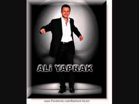 Ali Yaprak halay mp3 indir